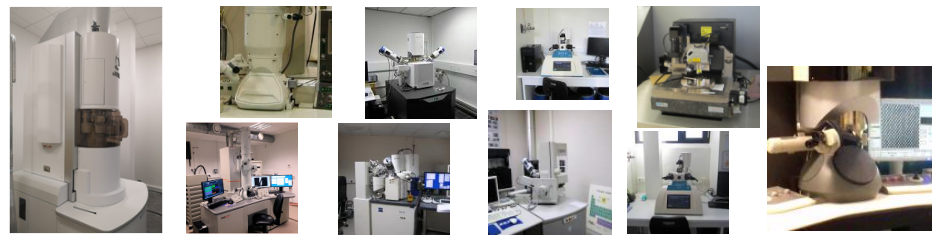 CLYM microscopes
